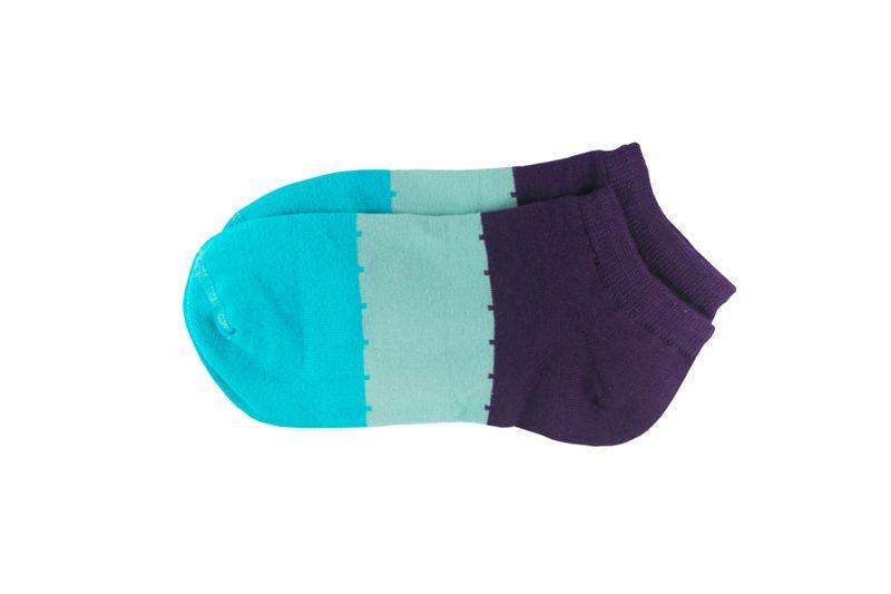 جوراب مچی طرح سه رتگ Funny Socks مدل HSM121