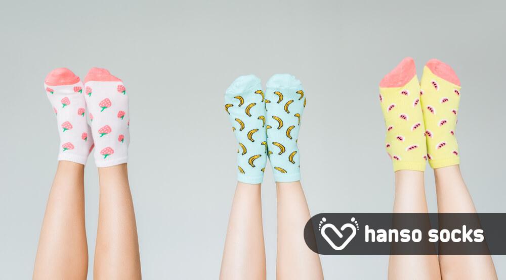انواع مدل های جوراب- جوراب مچی