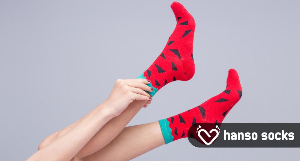 مدل جوراب نیم ساق از انواع مدل های جوراب زنانه