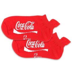 جوراب مچی طرح کوکا کولا برند پاتریس مدل PSM293