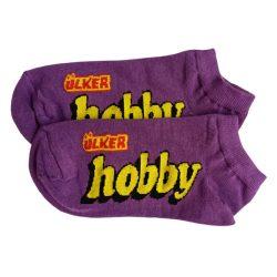 جوراب مچی طرح شکلات هوبی (hobby) مدل HSM468