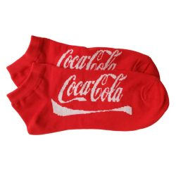 جوراب مچی طرح کوکاکولا (CocaCola) مدل HSM502