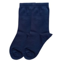 جوراب ساق دار ساده سورمهای مدل HSS665