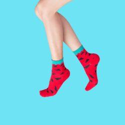 جوراب نیم ساق زنانه