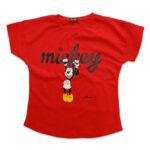 ست تی شرت و شورتک طرح میکی موس مدل MickeySet