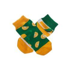 جوراب بچگانه تا به تا طرح لیمو
