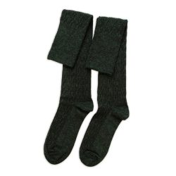 جوراب بافت بالای زانو شاین یشمی